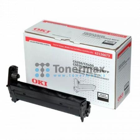 OKI 42126673, obrazový válec originální pro tiskárny OKI C5250, C5250dn, C5250n, C5450, C5450dn, C5450n, C5510, C5510 MFP, C5510MFP, C5540, C5540 MFP, C5540MFP
