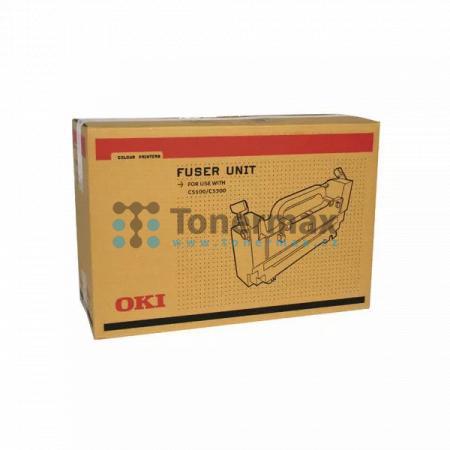 OKI 42158603, zapékací jednotka originální pro tiskárny OKI C5100, C5100n, C5300, C5300dn, C5300n