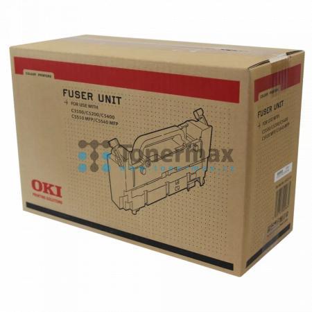 OKI 42625503, zapékací jednotka originální pro tiskárny OKI C3100, C3200, C3200n, C5200, C5200n, C5250, C5250dn, C5250n, C5400, C5400dn, C5400dtn, C5400n, C5400tn, C5450, C5450dn, C5450n, C5510, C5510 MFP, C5510MFP, C5540, C5540 MFP, C5540MFP