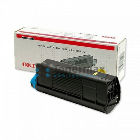 OKI 42804505, originální toner pro tiskárny OKI C5200, C5200n, C5400, C5400dn, C5400dtn, C5400n, C5400tn