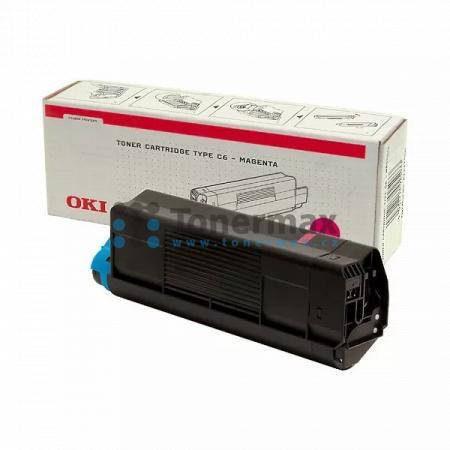 OKI 42804506, originální toner pro tiskárny OKI C5200, C5200n, C5400, C5400dn, C5400dtn, C5400n, C5400tn