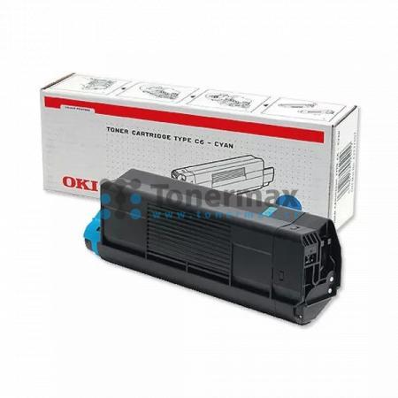 OKI 42804507, originální toner pro tiskárny OKI C5200, C5200n, C5400, C5400dn, C5400dtn, C5400n, C5400tn