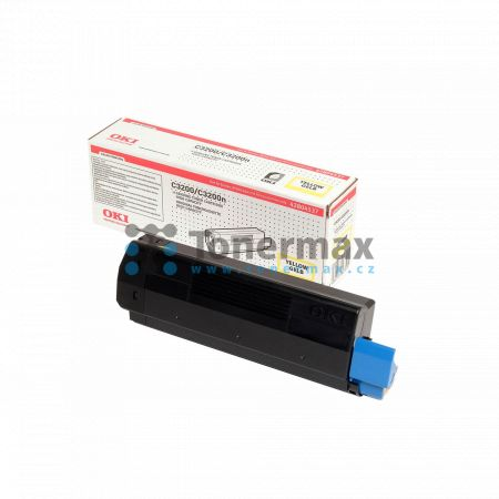 OKI 42804545, originální toner pro tiskárny OKI C5250, C5250dn, C5250n, C5450, C5450dn, C5450n, C5510, C5510 MFP, C5510MFP, C5540, C5540 MFP, C5540MFP