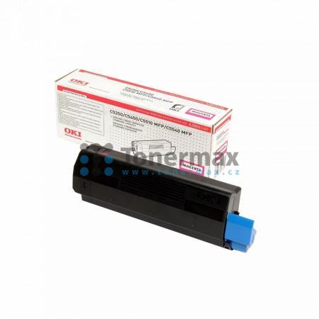 OKI 42804546, originální toner pro tiskárny OKI C5250, C5250dn, C5250n, C5450, C5450dn, C5450n, C5510, C5510 MFP, C5510MFP, C5540, C5540 MFP, C5540MFP