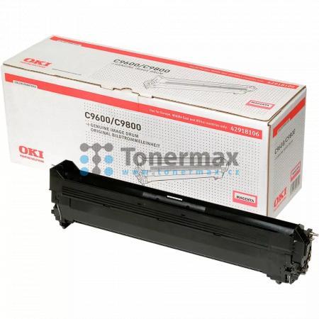 OKI 42918106, obrazový válec originální pro tiskárny OKI C9600, C9650, C9650dn, C9650hdn, C9650hdtn, C9650n, C9655, C9655dn, C9655hdn, C9655hdtn, C9655n, C9800, C9800 MFP, C9800MFP, C9800GA, C9800GA MFP, C9850, C9850 MFP, C9850MFP, C9850hdn, C9850hdtn