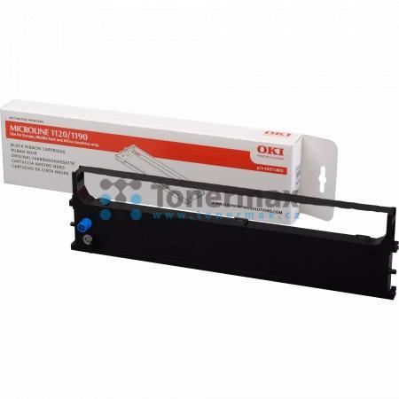 OKI 43571802 barvící páska originální pro tiskárny OKI MICROLINE 1120, MICROLINE 1190