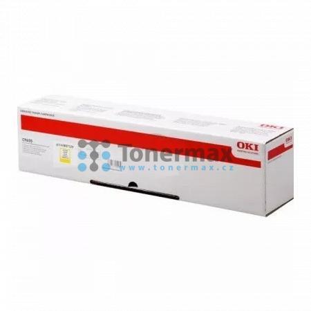 OKI 43837129, originální toner pro tiskárny OKI C9655, C9655dn, C9655hdn, C9655hdtn, C9655n
