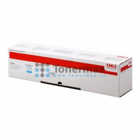 OKI 43837131, originální toner pro tiskárny OKI C9655, C9655dn, C9655hdn, C9655hdtn, C9655n