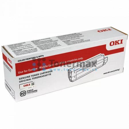 OKI 43865721, originální toner pro tiskárny OKI C5850, C5850dn, C5850n, C5950, C5950cdtn, C5950dn, C5950dtn, C5950n, MC560, MC560n
