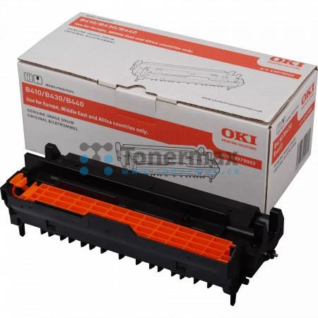 OKI 43979002, obrazový válec originální pro tiskárny OKI B410, B410d, B410dn, B430, B430d, B430dn, B440, B440dn, MB460, MB470, MB480