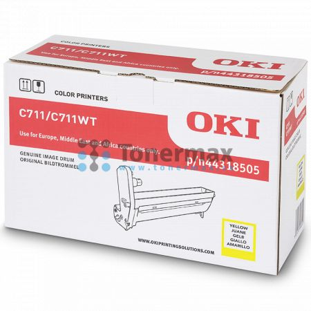 OKI 44318505, obrazový válec originální pro tiskárny OKI C711, C711WT, C711cdtn, C711dn, C711dtn, C711n