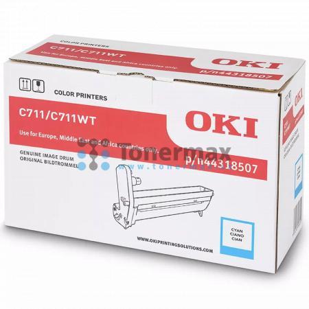 OKI 44318507, obrazový válec originální pro tiskárny OKI C711, C711WT, C711cdtn, C711dn, C711dtn, C711n