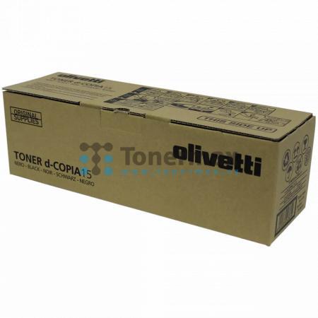 Olivetti B0360, originální toner pro tiskárny Olivetti d-Copia 15, d-Copia 20