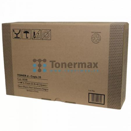 Olivetti B0381, originální toner pro tiskárny Olivetti d-Copia 25, d-Copia 35, d-Copia 40, d-Copia 300, d-Copia 400, d-Copia 500