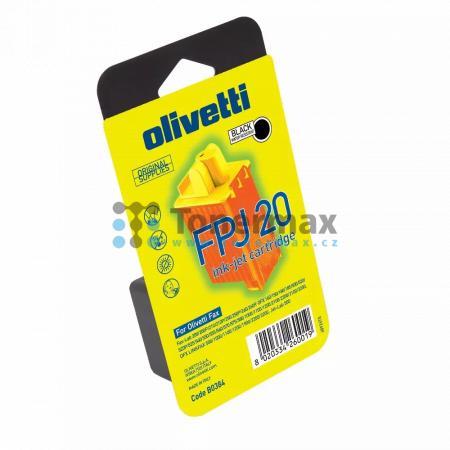 Olivetti B0384, FPJ20, originální cartridge pro tiskárny Olivetti Fax-Lab 200, Fax-Lab 200P, Fax-Lab 210, Fax-Lab 210P, Fax-Lab 250, Fax-Lab 250P, Fax-Lab 260, Fax-Lab 260P, Jet-Lab 500, OFX 140, OFX 150, OFX 180, OFX 185, OFX 500, OFX 520, OFX 520P, OFX