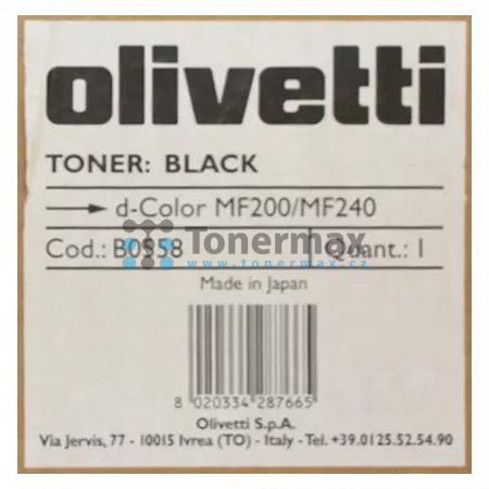 Olivetti B0558, originální toner pro tiskárny Olivetti d-Color MF200, d-Color MF 200, d-Color MF240, d-Color MF 240