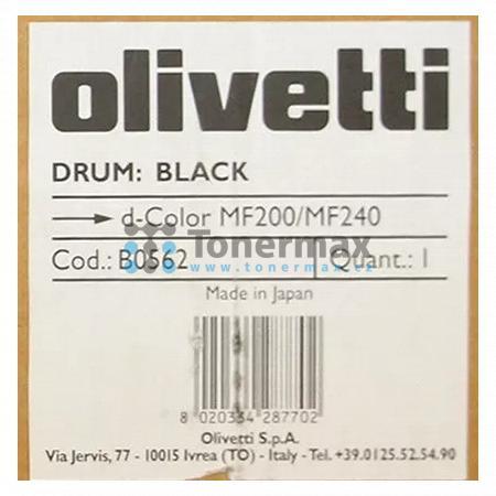 Olivetti B0562, Drum, originální pro tiskárny Olivetti d-Color MF200, d-Color MF 200, d-Color MF240, d-Color MF 240