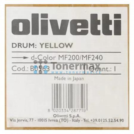 Olivetti B0563, Drum, originální pro tiskárny Olivetti d-Color MF200, d-Color MF 200, d-Color MF240, d-Color MF 240