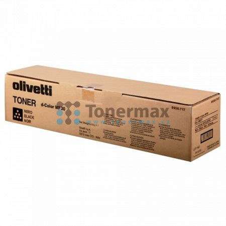 Olivetti B0577, 8938-717, originální toner pro tiskárny Olivetti d-Color MF30, d-Color MF 30, d-Color MF35, d-Color MF 35