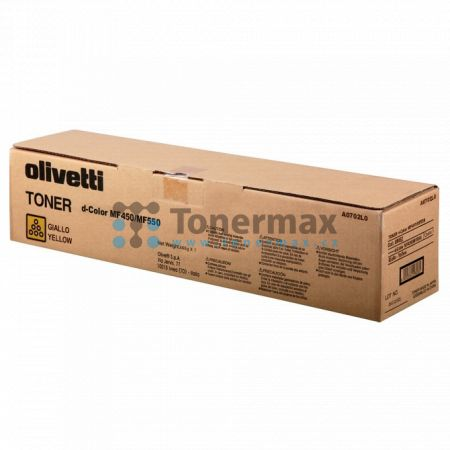 Olivetti B0652, originální toner pro tiskárny Olivetti d-Color MF450, d-Color MF550