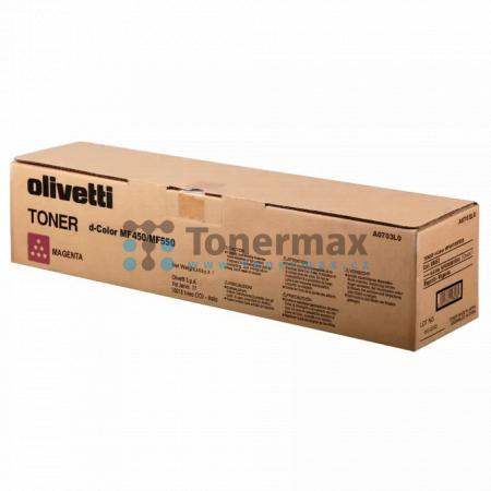 Olivetti B0653, originální toner pro tiskárny Olivetti d-Color MF450, d-Color MF550