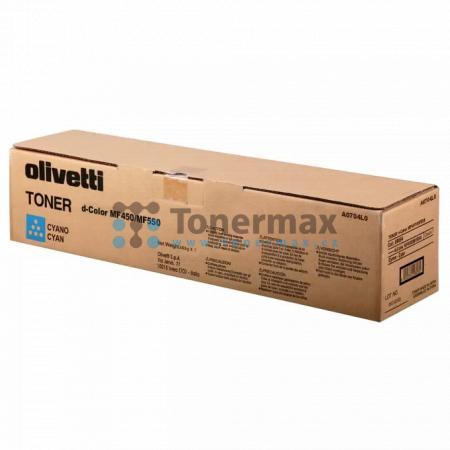 Olivetti B0654, originální toner pro tiskárny Olivetti d-Color MF450, d-Color MF550