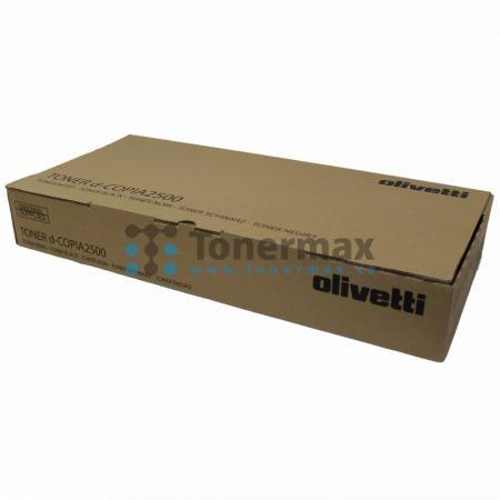 Olivetti B0706, poškozený obal, originální toner pro tiskárny Olivetti d-Copia 2500, d-Copia 2500MF, d-Copia 3000, d-Copia 3000MF