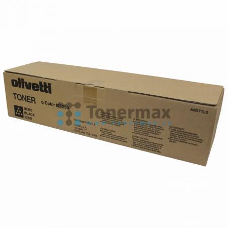 Olivetti B0727, A0D71L2, originální toner pro tiskárny Olivetti d-Color MF201 plus, d-Color MF201plus, d-Color MF250