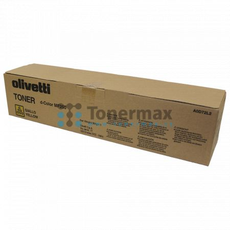 Olivetti B0728, A0D72L2, originální toner pro tiskárny Olivetti d-Color MF201 plus, d-Color MF201plus, d-Color MF250