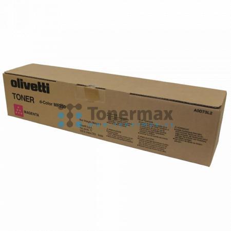Olivetti B0729, A0D73L2, originální toner pro tiskárny Olivetti d-Color MF201 plus, d-Color MF201plus, d-Color MF250