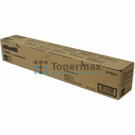 Olivetti B0854, A11G1L1, originální toner pro tiskárny Olivetti d-Color MF220, d-Color MF280
