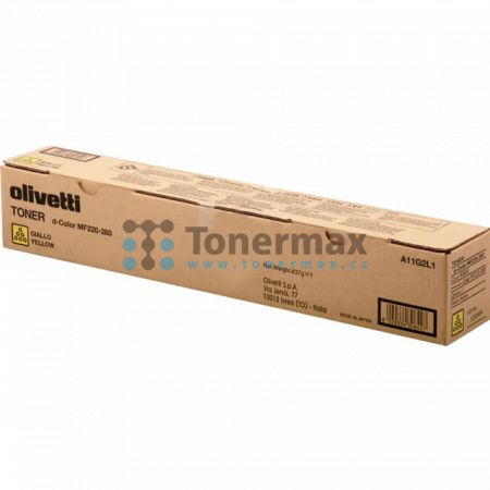 Olivetti B0855, A11G2L1, originální toner pro tiskárny Olivetti d-Color MF220, d-Color MF280