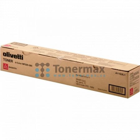 Olivetti B0856, A11G3L1, originální toner pro tiskárny Olivetti d-Color MF220, d-Color MF280
