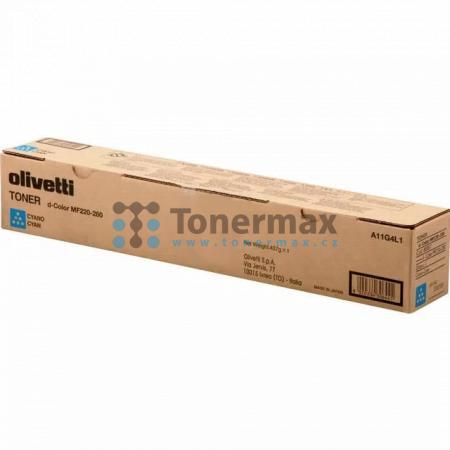 Olivetti B0857, A11G4L1, originální toner pro tiskárny Olivetti d-Color MF220, d-Color MF280