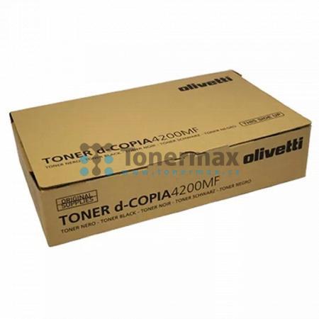 Olivetti B0876, originální toner pro tiskárny Olivetti d-Copia 4200MF, d-Copia 5200MF