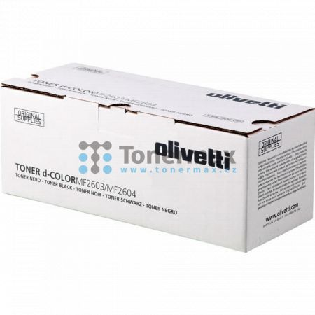 Olivetti B0946, originální toner pro tiskárny Olivetti d-Color MF2603, d-Color MF2603 en, d-Color MF2603en, d-Color MF2603 plus, d-Color MF2603plus, d-Color MF2604, d-Color MF2604 en, d-Color MF2604en, d-Color MF2604 plus, d-Color MF2604plus, d-Color MF26