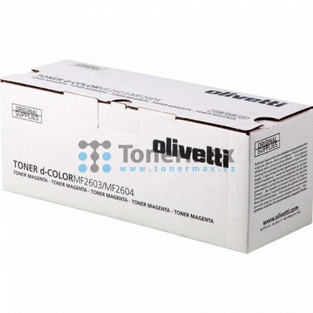 Olivetti B0948, originální toner pro tiskárny Olivetti d-Color MF2603, d-Color MF2603 en, d-Color MF2603en, d-Color MF2603 plus, d-Color MF2603plus, d-Color MF2604, d-Color MF2604 en, d-Color MF2604en, d-Color MF2604 plus, d-Color MF2604plus, d-Color MF26