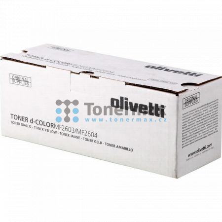 Olivetti B0949, originální toner pro tiskárny Olivetti d-Color MF2603, d-Color MF2603 en, d-Color MF2603en, d-Color MF2603 plus, d-Color MF2603plus, d-Color MF2604, d-Color MF2604 en, d-Color MF2604en, d-Color MF2604 plus, d-Color MF2604plus, d-Color MF26