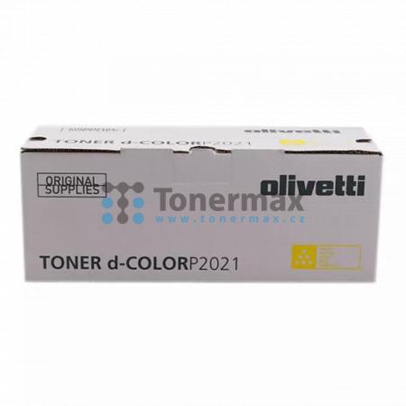 Olivetti B0951, originální toner pro tiskárny Olivetti d-Color P2021, d-Color P2121