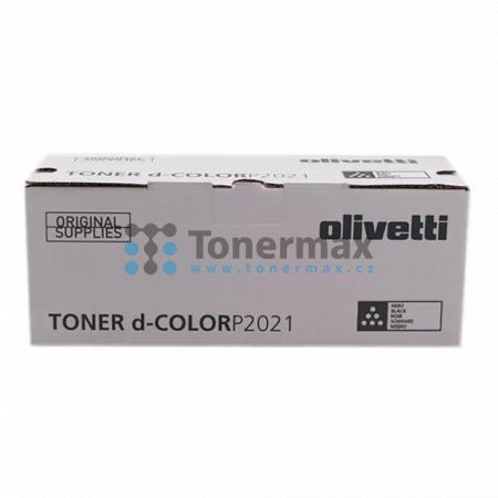 Olivetti B0954, originální toner pro tiskárny Olivetti d-Color P2021, d-Color P2121