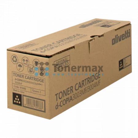 Olivetti B1009, originální toner pro tiskárny Olivetti d-Copia 3003MF, d-Copia 3003MF plus, d-Copia 3004MF