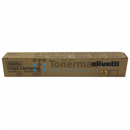 Olivetti B1039, A33K2L0, originální toner pro tiskárny Olivetti d-Color MF222, d-Color MF222 plus, d-Color MF222plus, d-Color MF282, d-Color MF282 plus, d-Color MF282plus, d-Color MF362, d-Color MF362 plus, d-Color MF362plus
