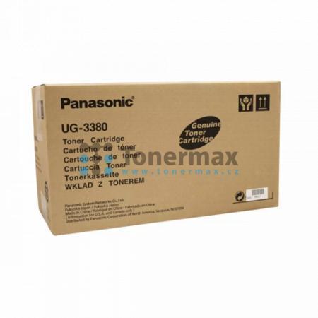 Panasonic UG-3380, originální toner pro tiskárny Panasonic DX-600, UF-580, UF-585, UF-590, UF-595, UF-5100, UF-5300, UF-6100, UF-6300