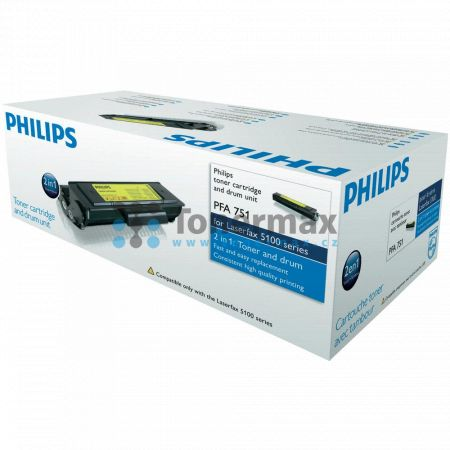 Philips PFA751, PFA-751, originální toner pro tiskárny Philips Laserfax 5120, Laserfax 5125, Laserfax 5135