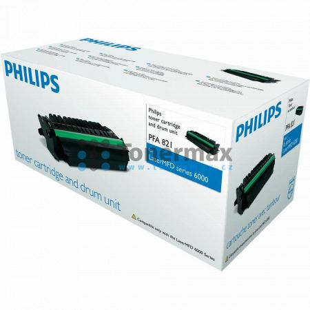 Philips PFA821, PFA-821, originální toner pro tiskárny Philips LaserMFD6020, LaserMFD 6020, Laser MFD 6020, LaserMFD 6020 WLAN, LaserMFD6020 WLAN, Laser MFD 6020 WLAN, LaserMFD 6050, LaserMFD6050, Laser MFD 6050, Laser MFD 6050 WLAN, LaserMFD 6050 WLAN, L