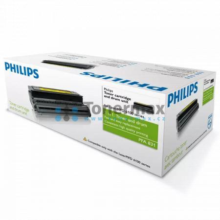 Philips PFA831, PFA-831, originální toner pro tiskárny Philips LaserMFD 6135d, LaserMFD6135d, Laser MFD 6135d, Laser MFD 6170dw, LaserMFD 6170dw, LaserMFD6170dw, MFD 6135d, MFD 6170dw