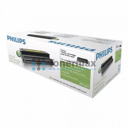 Philips PFA832, PFA-832, originální toner pro tiskárny Philips LaserMFD 6135d, LaserMFD6135d, Laser MFD 6135d, Laser MFD 6170dw, LaserMFD 6170dw, LaserMFD6170dw, MFD 6135d, MFD 6170dw