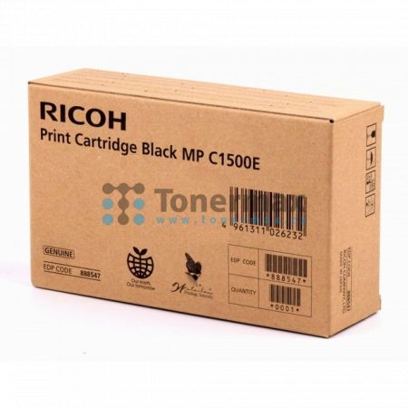 Ricoh MP C1500E, 888547