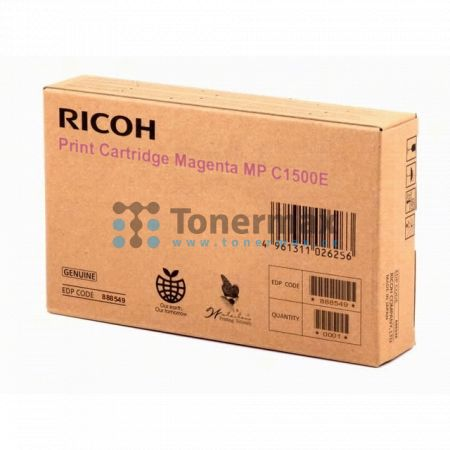 Ricoh MP C1500E, 888549