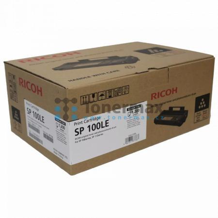 Ricoh SP 100LE, SP100LE, 407166, originální toner pro tiskárny Ricoh SP 100, SP100, SP 100 e, SP100e, SP 100SF, SP 100SF e, SP 100SU, SP 100SU e, SP 112, SP112, SP 112SF, SP 112SU